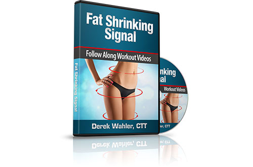 Fat Shrinking Signal is a 21-Day Home Movement Program